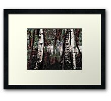 Zauberwald - Die Wächter / Magic Forest - The Guardians Framed Print