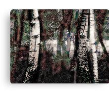 Zauberwald - Die Wächter / Magic Forest - The Guardians Canvas Print