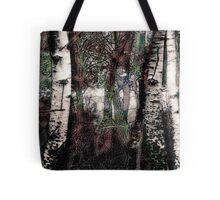 Zauberwald - Die Wächter / Magic Forest - The Guardians Tote Bag