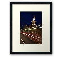 All Souls by Night Framed Print
