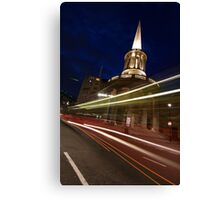 All Souls by Night Canvas Print