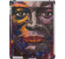 Touch Your Face Again iPad Case/Skin