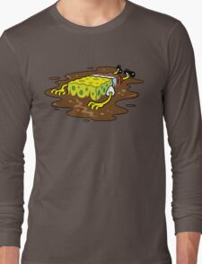 Oily Sponge Long Sleeve T-Shirt