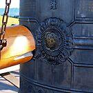 Nan Tien Temple - Gratitude Bell by JodieT
