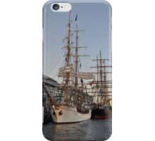 Tall Ships @ Darling Harbour, Sydney, Australia 2013. iPhone Case/Skin