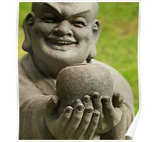 Nan Tien Temple - Buddha Poster