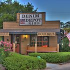 Denim Depot by David Owens