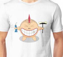 The round clean punk Unisex T-Shirt