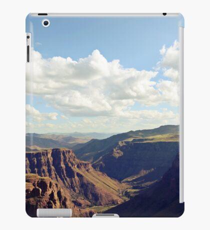 Maletsunyane River iPad Case/Skin