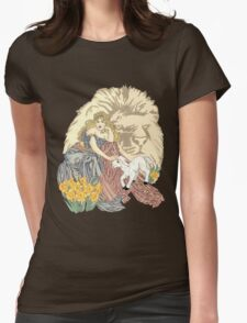 March Winds Womens Fitted T-Shirt