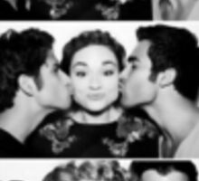 Tyler Posey, Crystal Reed and Tyler Hoechlin Sticker