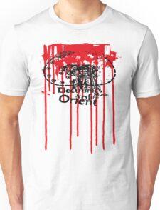 Bloody Grunge Unisex T-Shirt