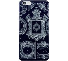 A Handbook Of Ornament With Three Hundred Plates Franz Sales Meyer 1896 0482 Frames Mirror Inverted iPhone Case/Skin