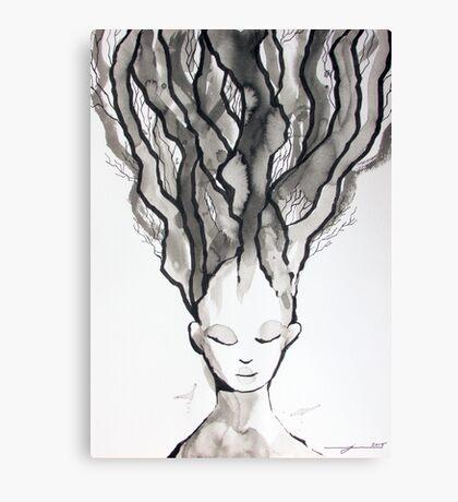 Aava  Canvas Print