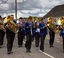 Coalburn Silver Band by Tom Gomez