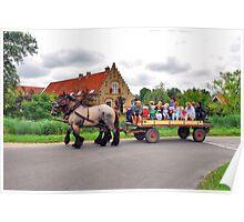 A joyous ride Poster
