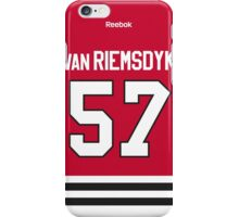 Chicago Blackhawks Trevor van Riemsdyk Jersey Back Phone Case iPhone Case/Skin