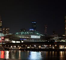Night in Docklands by ashara