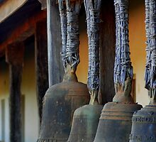Bells - Santiago, Bolivia by Jason Weigner