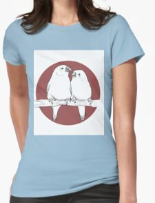 Finches. Two birds.  T-Shirt