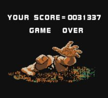 Bayou Billy - Game Over - NES by Jon Winston