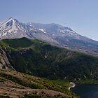 Mount St. Helens Transformed by Olga Zvereva