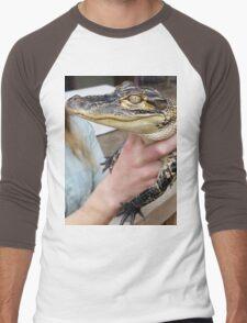 Alligator  Men's Baseball ¾ T-Shirt