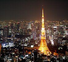 Tokyo Night by David Callahan