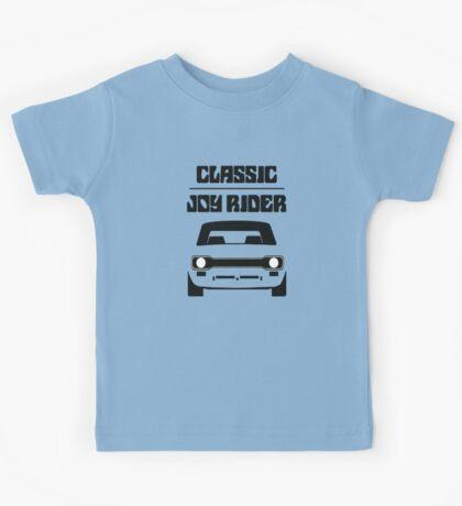 Ford Escort MK1 Men's Retro Car T-Shirt Kids Tee