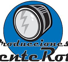 Lente Roto Productions Logo by aljavgar