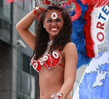 Zomercarnaval in Rotterdam by Moonen