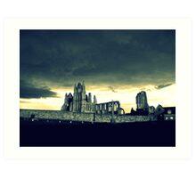 The Abbey - 2 Art Print