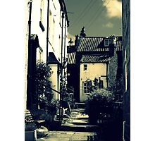 Houses at Robin Hoods Bay Photographic Print