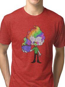 nom? Tri-blend T-Shirt