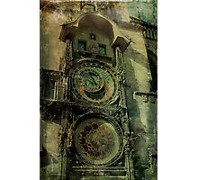 Time Marches On Photographic Print