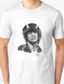 Angus Young Unisex T-Shirt