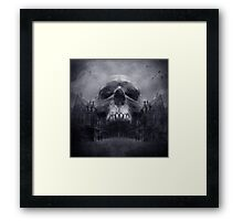 Gothic Horror Framed Print