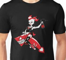 Rocket Girl! Unisex T-Shirt