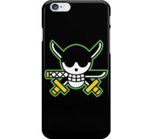 Roronoa Zoro Symbol iPhone Case/Skin