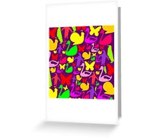 background Greeting Card