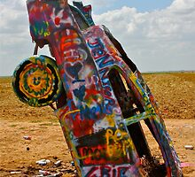 Cadillac Ranch 2 by Stacie Forest