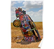 Cadillac Ranch 2 Poster