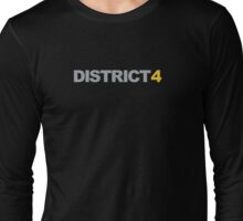 Hunger Games - District 4 Long Sleeve T-Shirt