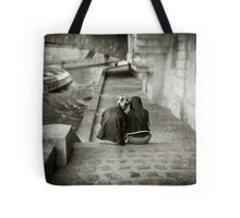 Lovers by the Seine Tote Bag