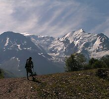 Tour du Mont Blanc - Day 1 by Kat Simmons