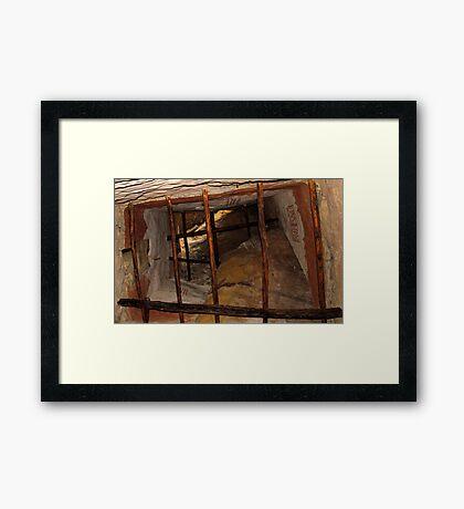 Anasazi Home Framed Print