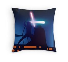 Your Destiny Lies with Me, Skywalker Throw Pillow