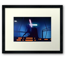 Your Destiny Lies with Me, Skywalker Framed Print