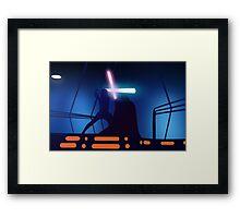 Your Destiny Lies with Me, Skywalker Framed Print