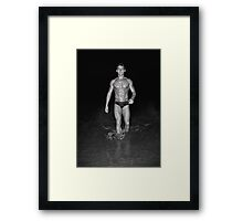 Summer dairy Framed Print